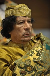 Gaddafi international law