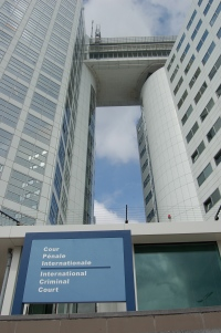 International Criminal Court building