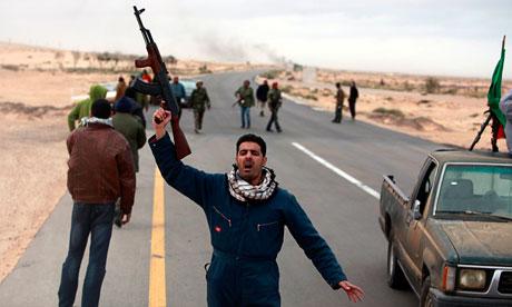 Gaddafi rebels