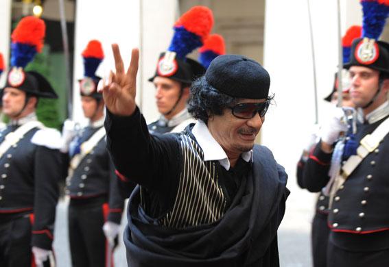 Qhaddafi