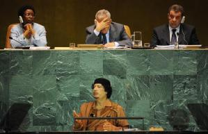 Gaddafi ICC