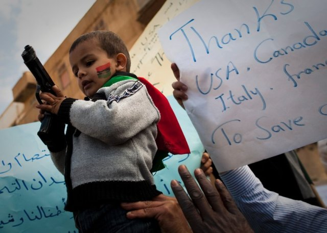 R2P Libya