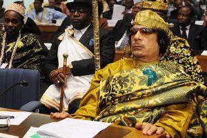 Gadaffi Libya