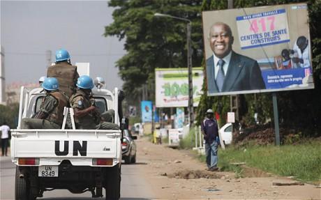 UN Ivory Coast
