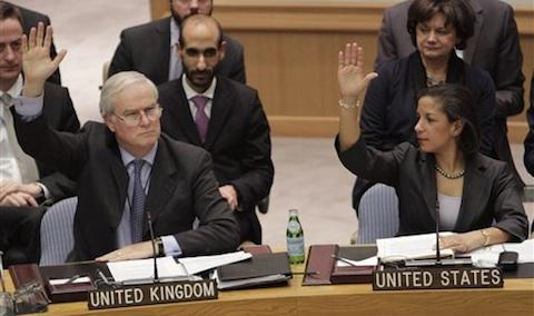 UN Security Council referral of Libya to the ICC