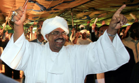 al-Bashir Uganda