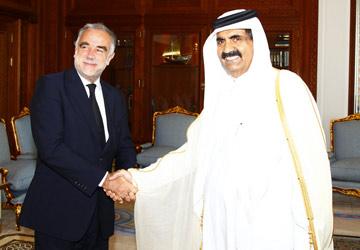 Moreno-Ocampo Qatar