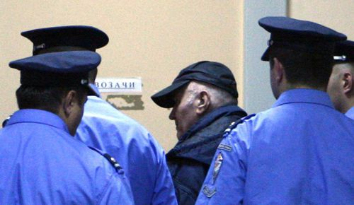 Mladic detained