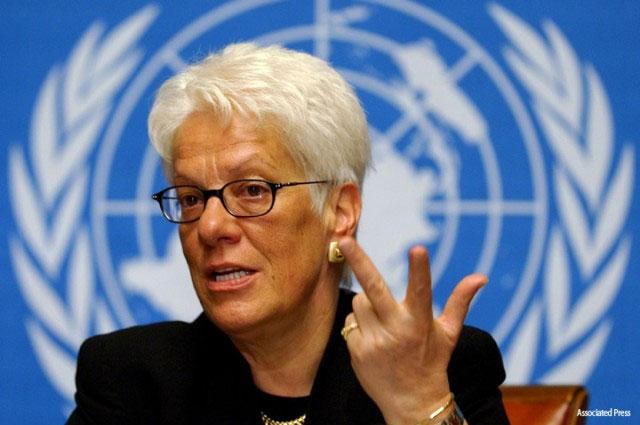 Carla del Ponte UN