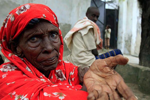 Somalia famine a crime?