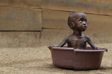 famine a crime against humanity?