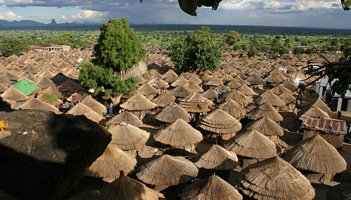 Internally Displaced Persons Camp, Uganda