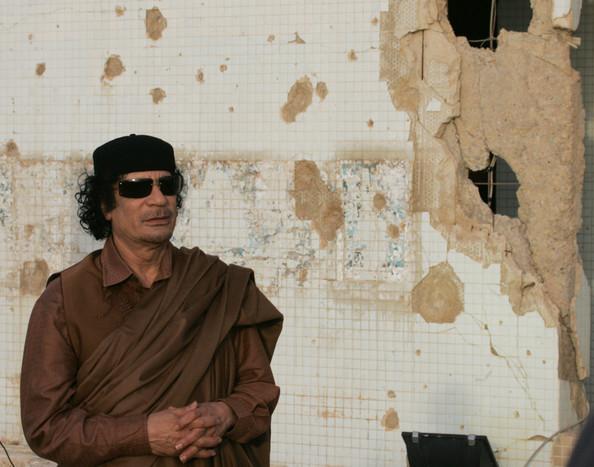 Gaddafi trial