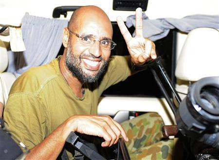 Saif al-Islam Gaddafi ICC
