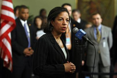 Susan Rice Libya