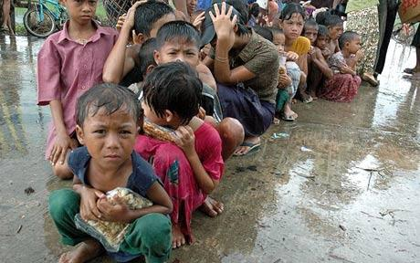 Burma crime against humanity