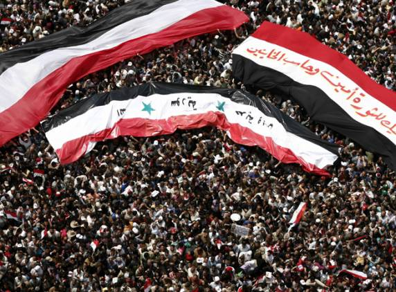 Syria justice