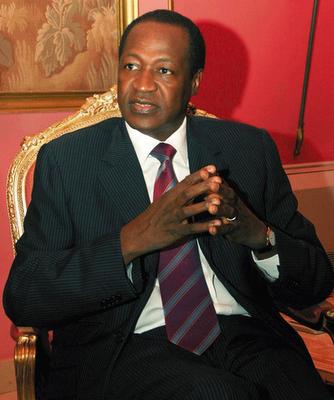 Blaise Compaoré Ocampo
