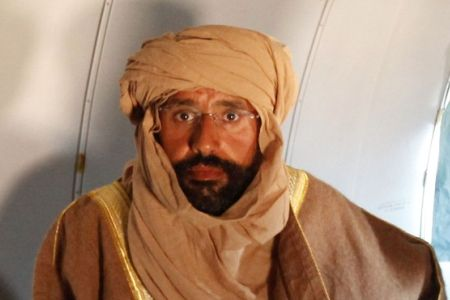 saif al-islam gaddafi detained