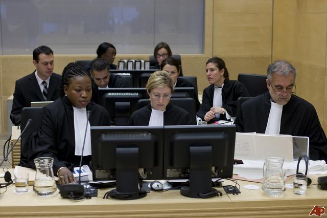 Fatou Bensouda ICC