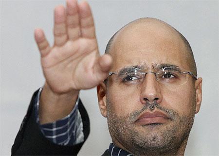 Saif al Islam trial