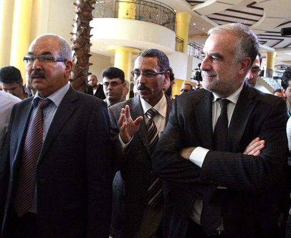 Ocampo in Libya