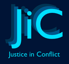 Image result for justice in conflict