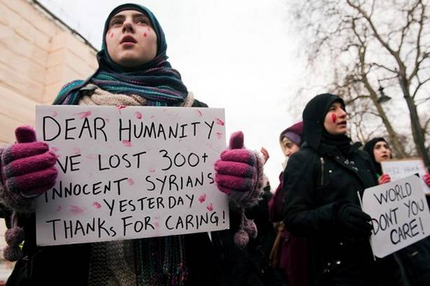 Image result for syrian human rights