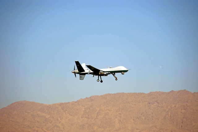 Drones for justice?
