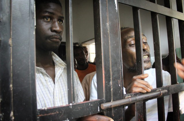 Libyan prison