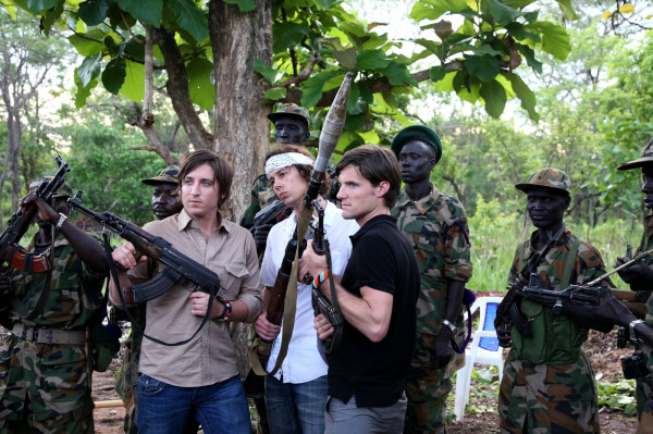 The makers of Kony 2012