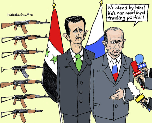Russia and Syria