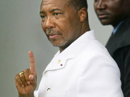 Charles Taylor Liberia