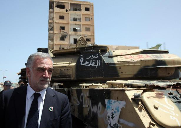 justice libya