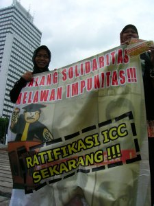 Indonesia ICC ratification