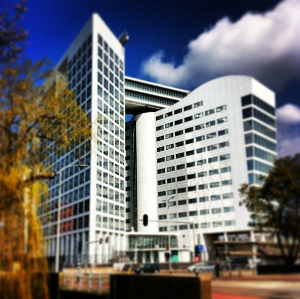 (The International Criminal Court. Photo: Mark Kersten)
