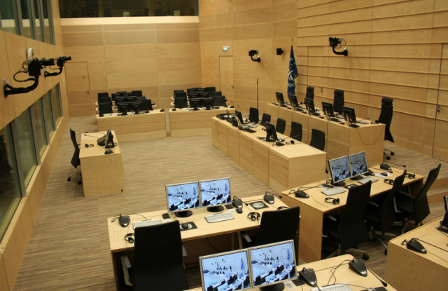 ICC Courtroom (Photo: ICC)