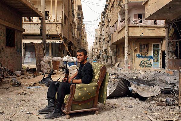 (Photo: Khalil Ashawi/Reuters)