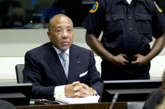 Charles Taylor (Photo: AFP)