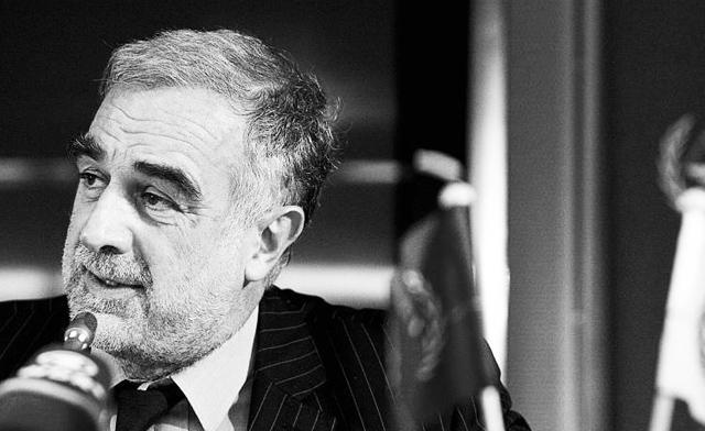 Luis Moreno-Ocampo (Photo: Al Arabiya)