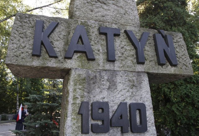 Katyn memorial (Photo: Mike Church)