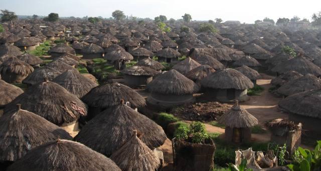 IDP camp in northern Uganda (Photo: http://joshuadysart.com)