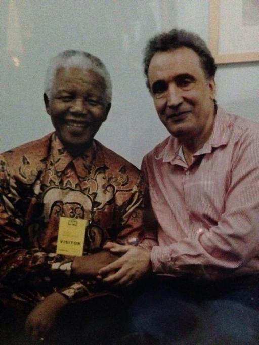 Megrahi and Mandela