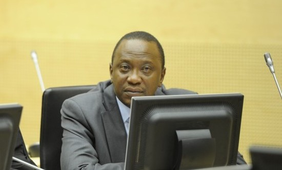 Will we ever see Kenyatta in an ICC courtroom again? (Photo: ICC)