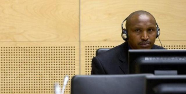 Bosco Ntaganda is currently in the custody of the ICC (Photo: ICC)