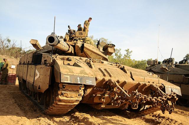 (Photo: IDF / Creative Commons 2.0)