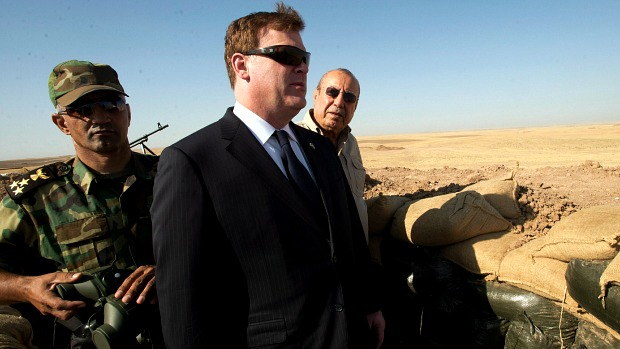 Canadian foreign policy in Iraq (Photo: CP / Ryan Remiorz)