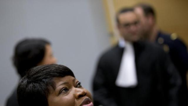 Chief Prosecutor Fatou Bensouda (Photo: ICC)