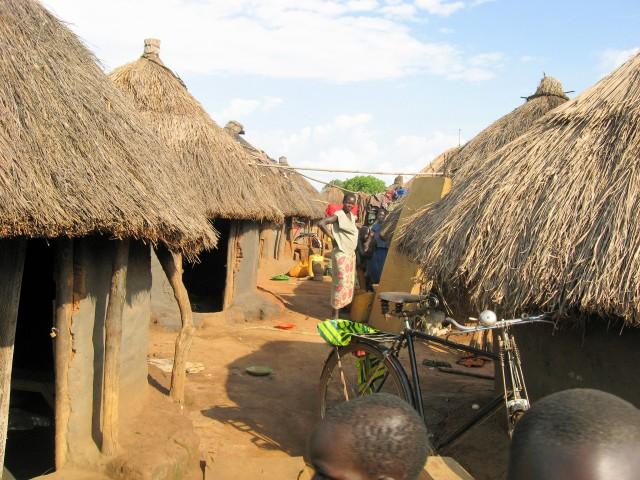 An IDP camp in Kitgum, northern Uganda (Photo: Outreach Uganda.org/)