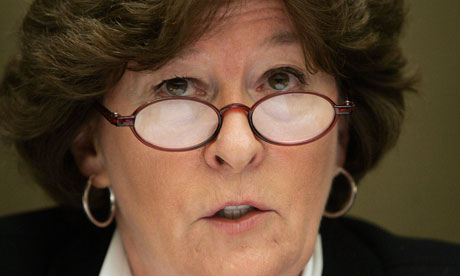 Louise Arbour, former UN High Commissioner for Human Rights (Photo: Fabrice Coffrini/AFP/Getty Images)